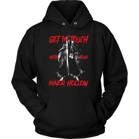 Bleach - Ichigo Inner Hollow - unisex hoodie t shirt - TL00854HO - The TShirt Collection