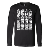 Only Trust Some one who can see three things in you - Long Sleeve - TL01365LS