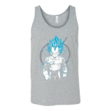 Super Saiyan Vegeta God Unisex Tank Top T Shirt - TL00525TT