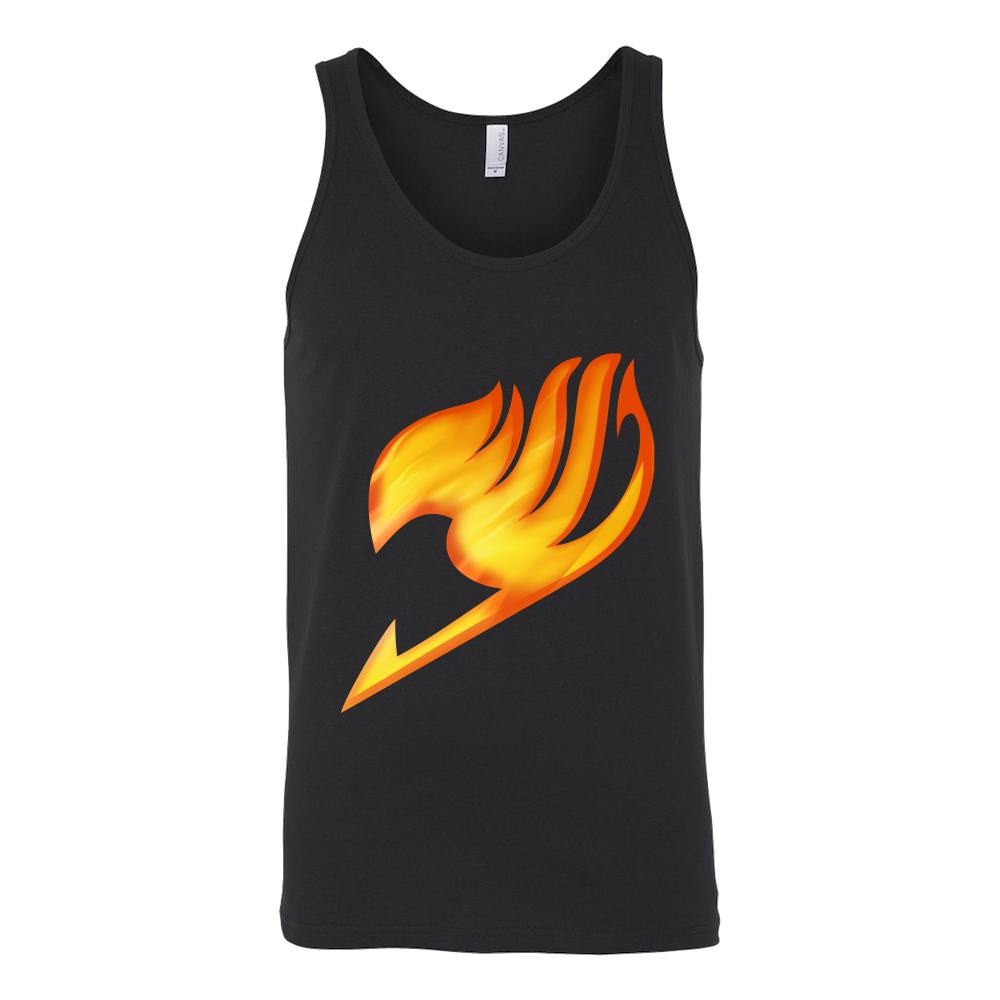 Fairy Tail Symbol Of The Clan 2 Unisex Tank Top T Shirt