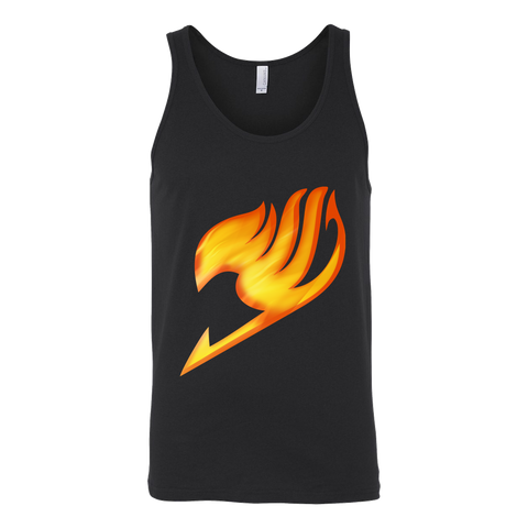 Fairy Tail - Symbol of the clan 2 - Unisex Tank Top T Shirt - TL01254TT