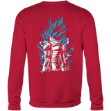 Super Saiyan God Blue Vegeta Sweatshirt T shirt - TL00021SW