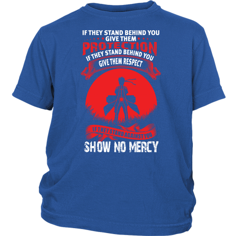 Naruto - Naruto show no mercy - Youth Kid T Shirt - TL00926YS