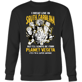 Super Saiyan South Carolina Sweatshirt T shirt - TL00083SW