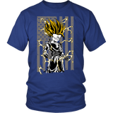 American Super Saiyan Gohan Men Short Sleeve T Shirt - TL00003SS - The TShirt Collection