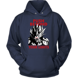 Super Saiyan Majin Vegeta push limits hoodie shirt - TL00228HO