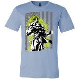 Super Saiyan Broly American Men Short Sleeve T Shirt - TL00001SS