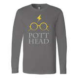 Harry Potter - Pott head - unisex long sleeve t shirt - TL00962LS