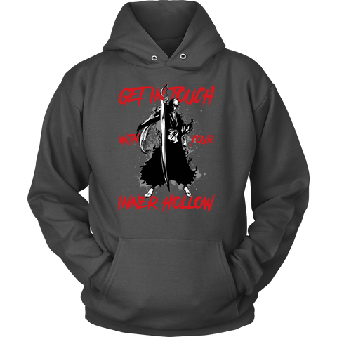 Bleach - Ichigo Inner Hollow - unisex hoodie t shirt - TL00855HO - The TShirt Collection