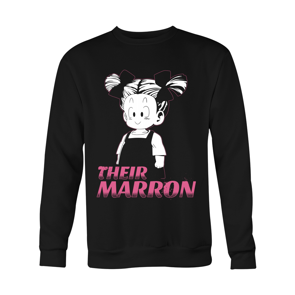 Super Saiyan Marron Father And Daughter Sweatshirt T shirt - TL00523SW