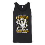 Super Saiyan Florida Group Unisex Tank Top T Shirt - TL00006TT
