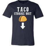 Taco mexican storage unit Men Short Sleeve Funny T Shirt - TL00603SS