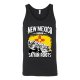 Super Saiyan New Mexico Grown Saiyan Roots Unisex Tank Top T Shirt - TL00157TT