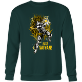 Super Saiyan Vegeta 3 Sweatshirt T shirt - TL00124WS