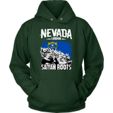 Super Saiyan Nevada Grown Saiyan Roots Hoodie Shirt - TL00155HO