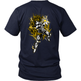 Super Saiyan Vegeta 3 Men Short Sleeve T Shirt - TL00123SS