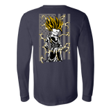 American Super Saiyan Gohan Long Sleeve T shirt - TL00003LS - The TShirt Collection