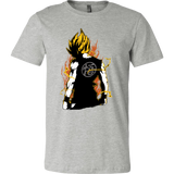 Super Saiyan Goku Men Short Sleeve T Shirt - TL00032SS
