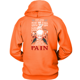 Naruto Paint Learn Unisex Hoodie T shirt - TL00264HO