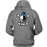 One Piece - Franky symbol - Unisex Hoodie T Shirt - TL00908HO
