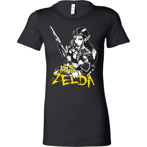 Couple Collection - His Zelda - Woman  T Shirt - TL01317WS