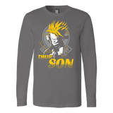 Super Saiyan Trunk Son Long Sleeve T shirt - TL00508LS