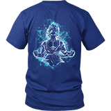 Super Saiyan - Goku God Blue - Men Short Sleeve T Shirt - TL00888SS