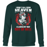 Super Saiyan Majin Vegeta Out Of Hell Sweatshirt T Shirt - TL00461SW