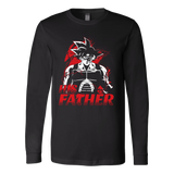 Super Saiyan Bardock Dad Long Sleeve T shirt - TL00517LS