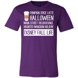 Halloween disney fall life Men Short Sleeve T Shirt - TL00702SS