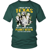 Super Saiyan - Texas Group - Men Short Sleeve T Shirt - TL00061SS
