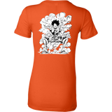 One Piece - Luffy - Woman Short Sleeve T Shirt - TL00914WS