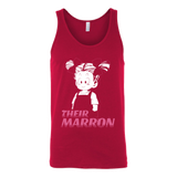 Super Saiyan Marron Father And Daughter Unisex Tank Top T Shirt - TL00523TT