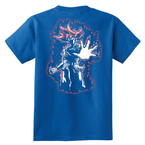 Super Saiyan - SSj Rose - Youth Short Sleeve T Shirt - TL00883YS