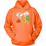 Taco mexican i'm feeling really crappy today Unisex Hoodie  Funny T Shirt - TL00568HO