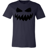 Halloween - Smile of halloween pumpkin - Men Short Sleeve T Shirt - TL00757SS