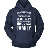 Camping - Going camping with my family - Unisex Hoodie T Shirt - TL0330HO
