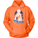 Super Saiyan Trunks Son HoodieShirt - TL00491HO