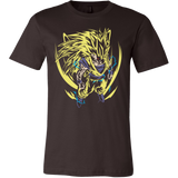 Super Saiyan Goku Men Short Sleeve T Shirt - TL00445SS