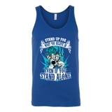 Super Saiyan Goku God Blue Unisex Tank Top T Shirt - TL00204TT