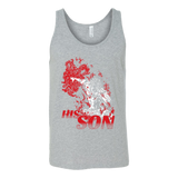 One Piece Ace Father and Son Unisex Tank Top T Shirt - TL00516TT