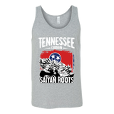 Super Saiyan Tennessee Grown Saiyan Roots Unisex Tank Top T Shirt - TL00148TT