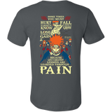 Naruto Pain Learn Men Short Sleeve T Shirt- TL00262SS