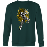 Super Saiyan Vegeta 3 Sweatshirt T shirt - TL00123SW