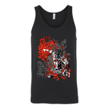 One Piece - Ace Fire Fist - Unisex Tank Top T Shirt - TL00909TT