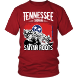 Super Saiyan - Tennessee Grown Saiyan Roots - Men Short Sleeve T Shirt - TL00148SS