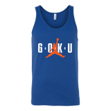 Super Saiyan Goku Air Unisex Tank Top T Shirt - TL00042TT