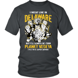 Super Saiyan - Delaware - Men Short Sleeve T Shirt - TL00099SS