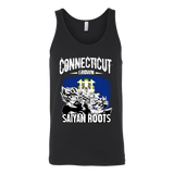 Super Saiyan Connecticut Unisex Tank Top T Shirt - TL00163TT