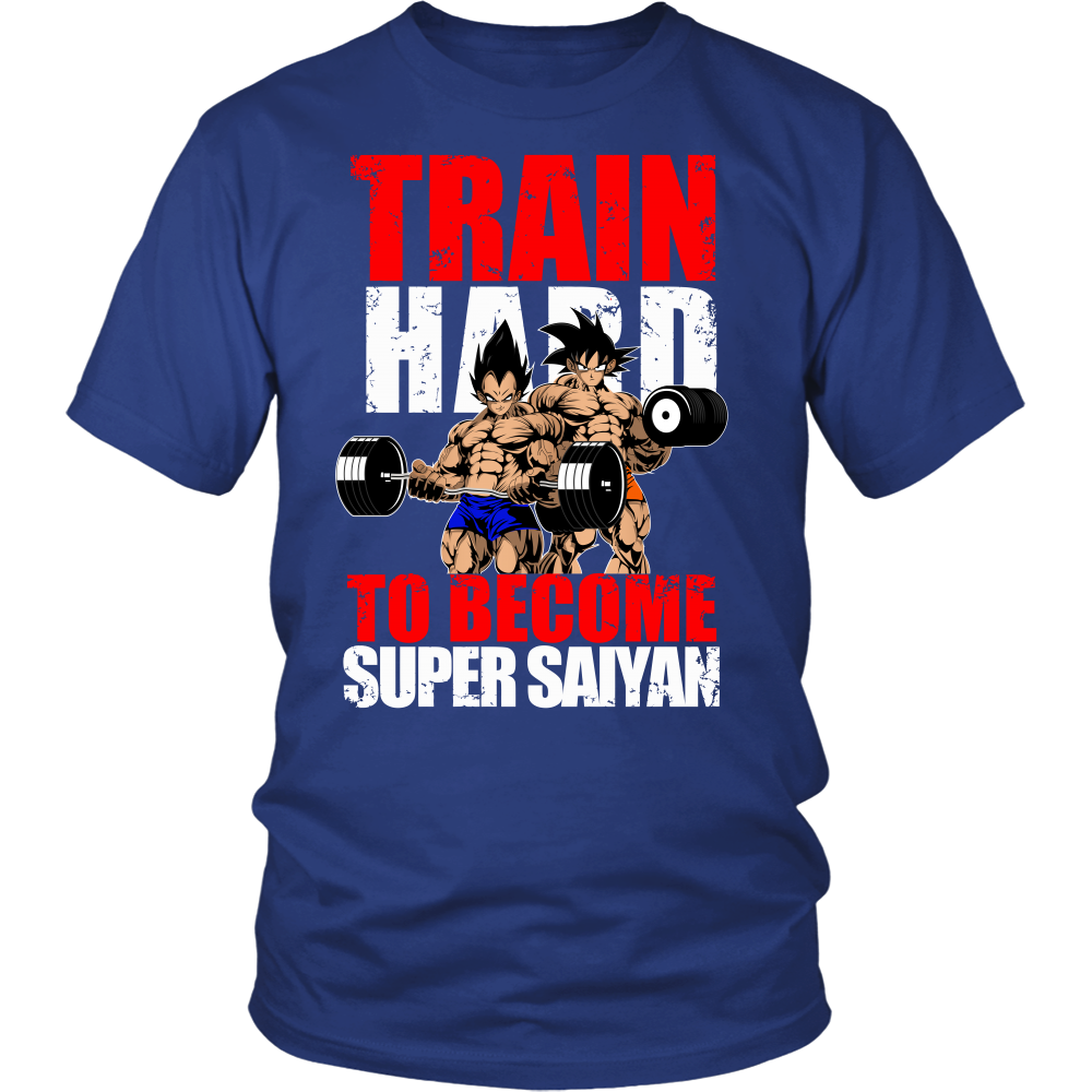 Super Saiyan - Vegeta Gym No Pain No Gain - Men Short Sleeve T Shirt - TL00443SS